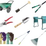 Gardening Tools-how to use and avoid accidents