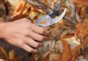 Fisker steel Bypass pruning shears